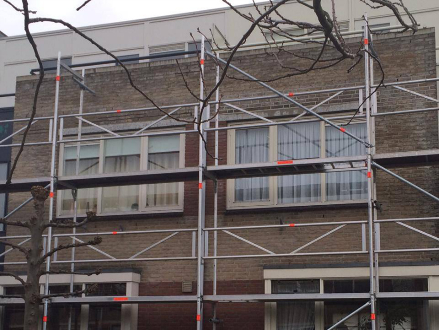 Renovatieproject in Rijnsburg