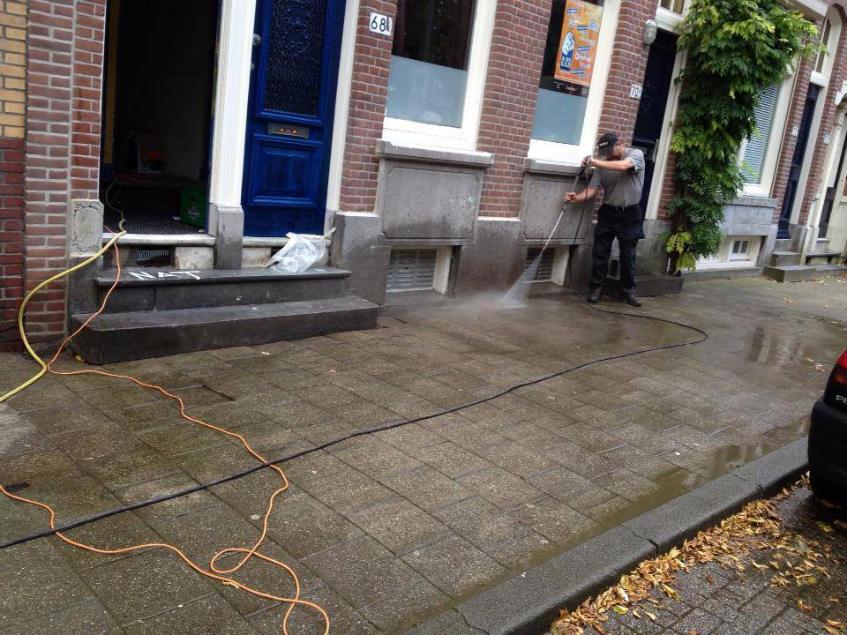Restauratie Gevel Voegen Voegwerk Rotterdam